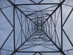 Pylon view