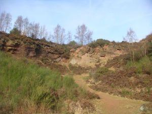 Hulme Quarry Earthcache