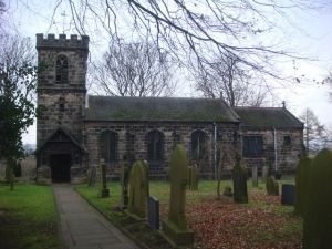 Bagnall Church