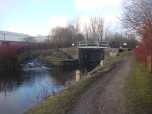 The top end of the Rochdale Canal series
