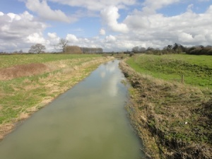 Drainage on the fens