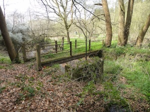 Lovely old bridge near to one of the caches