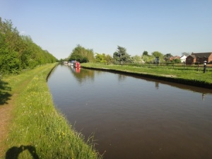 On the way to my FTF (I won't say which canal it is though ;-))