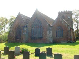 St Luke's in Hodnet
