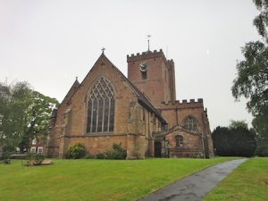 Shropshire Church Gem - Shifnal