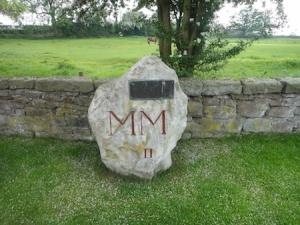 Oulton Millennium Stone