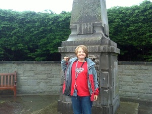 Last cache in Scotland - in Kirkliston near Edinburgh Airport