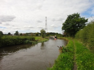 Part of the PAF series takes you along the Shropshire Union Canal